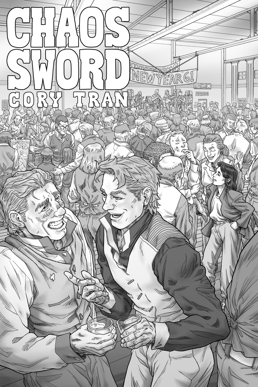 Chaos Sword c2p3 Cover2 by Cory Tran